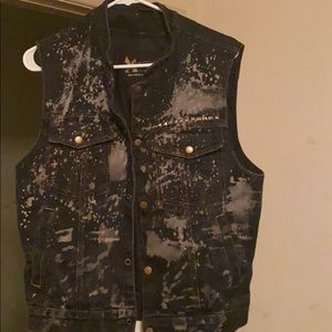Other - Custom moto vest
